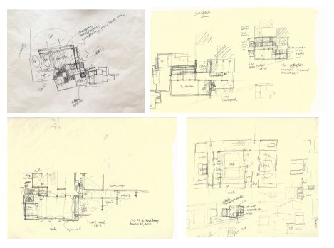 2. Jharsaguda school studies_ investigating in plan_ drawn by Shubhra Raje