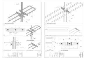 Bookshelf_ construction drawings for the first prototype_ drawn by Manthan Mevada