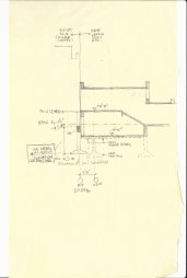 Jharsaguda school_ expansion joint detail drawing for sports complex _ drawn by Shubhra Raje