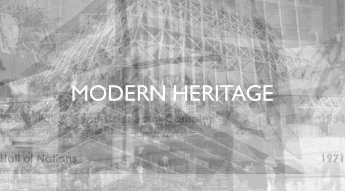 MODERN HERITAGE: Listing