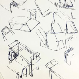 Sketches of the Design Process