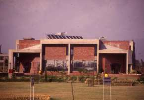 Cafeteria at IMTech, Chandigarh