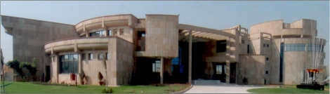 National Institute of Plant Genome Research [NIPGR], Delhi
