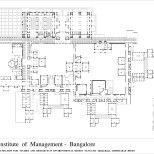 IIM Bangalore - Floor Plan
