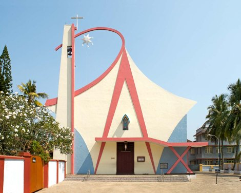 Our Lady of Miracles, Kochi