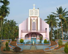 St. Mary's Church, Kadalmad