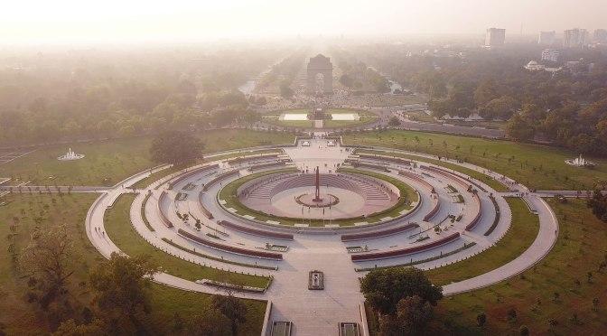 National War Memorial, Delhi: WeBe Design Lab
