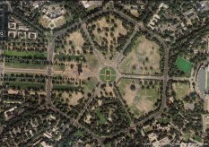 Google Earth Image of the Site: Before