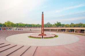 Central space for congregations and ceremonies. ©Maniyarasan