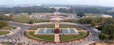 Aerial View of the National War Memorial ©Maniyarasan