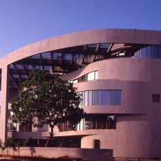 MRF Building, Chennai - Charles Correa