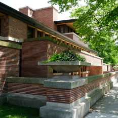 Bharath's images of Frank Lloyd Wright's architecture