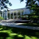 Images of the work of Ludwig Mies Van der Rohe