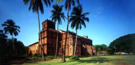 Churches in Goa (large format)