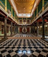 Images from the Chettinad Mansions