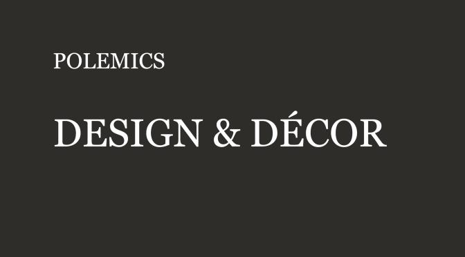 Design & Décor