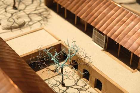 For Architecture BRIO, models serve better as communication tools than design tools
