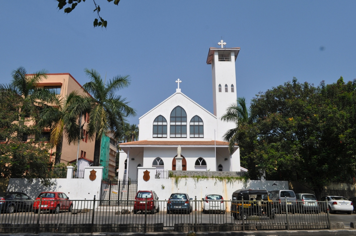ST JOHN THE BAPTIST CHURCH: VIKAS DILAWARI ARCHITECTS