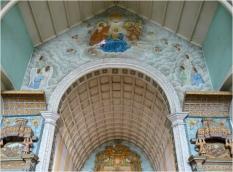 St John the Baptist Church, Thane: Before Restoration