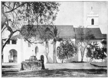 St John the Baptist Church in the late 19th Century